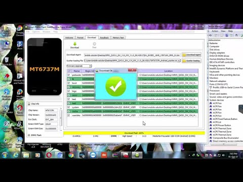 How To Flash Frp Remove Micromax Selfie 2 Q4311 By Sp Tool