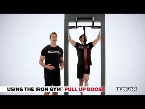 Pull Up Boost - IRON GYM® Training Academy