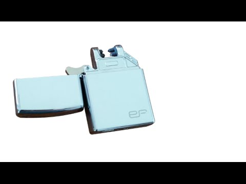 Electronic Lighter - USB Rechargeable - Flameless - Windproof
