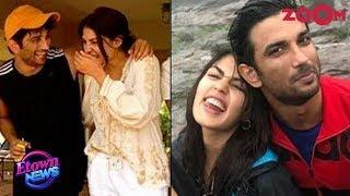 Sushant Singh Rajput CONFIRMS his relationship with Rhea Chakraborty? | Bollywood Gossip