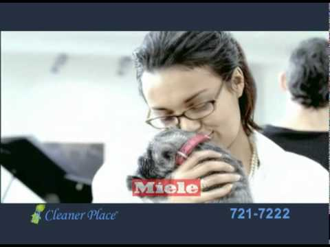 Miele Vacuum Cleaners, A Cleaner Place