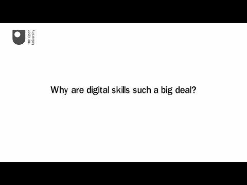Why are digital skills such a big deal?