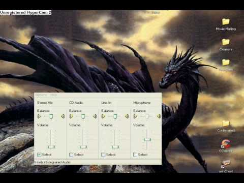 How to record sounds on your computer (Windows XP)