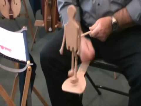 Limberjack Appalachian Wooden Folk Toy