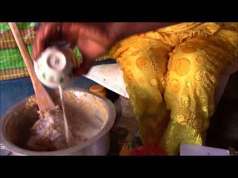 Atsbi Cooking demonstration