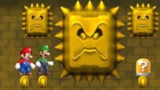 Newer Super Mario Bros Wii Co Op Walkthrough Part 1 Yoshi S Island