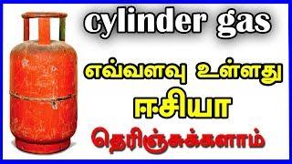 கேஸ் சிலின்டர் | கேஸ் எவ்வளவு உள்ளது என்று சுலபமாக தெரிந்து கொள்ளலாம்| cylinder simple tricks