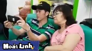 Hoài Linh Đập Hộp Sam Sung Galaxy S7 Edge Phiên Bản Batman