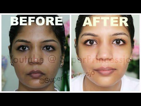 Immediate Skin Lightening | How To Use Bleach | Skin Care Routine| SuperPrincessjo