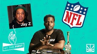 HIT THIS FIRST!! Jay Z has a new deal with the NFL