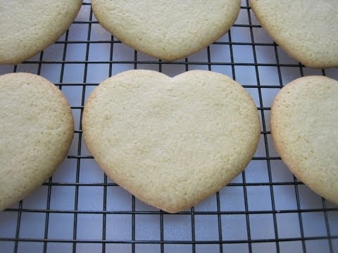 VALENTINE'S DAY ULTIMATE SUGAR COOKIES - How to make SUGAR COOKIE Recipe