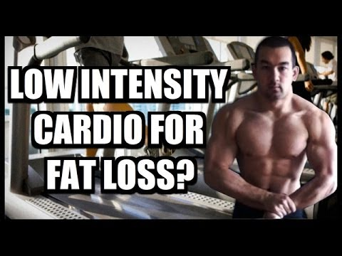 Does Low Intensity Cardio (LISS) Burn Fat Effectively?