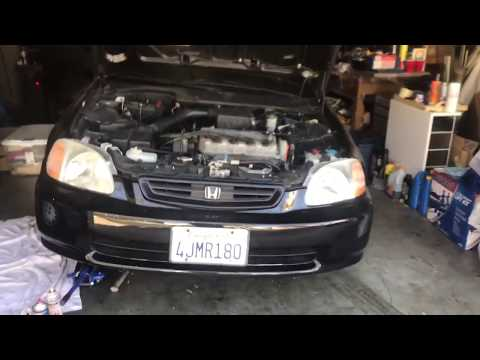 Civic Build :: How to fix spinning ball joint issue!!