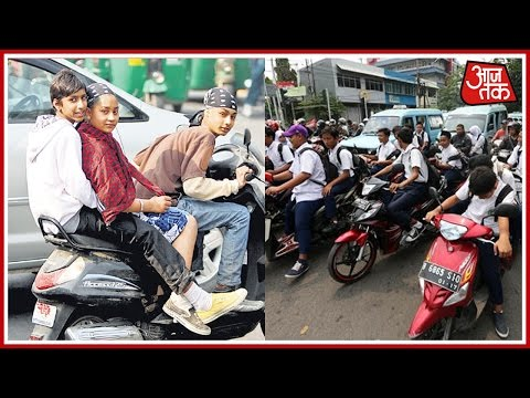 Khabardaar: Under-18 Kids Flout Rules, Drive Bikes Without Licence In Delhi (Part-2)