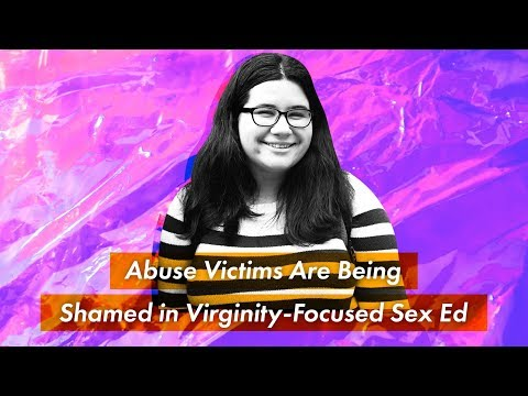 Xxx Mp4 Virginity Focused Sex Ed Shames Victims The Sex Ed Crisis Cosmopolitan 3gp Sex
