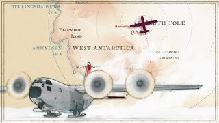 NASA Scientists Trek the South Pole