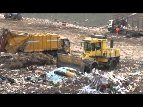 GÜNGÖR SANITARY LANDFILL OPERATION BY OLAYTRANS WASTE MANAGEMENT