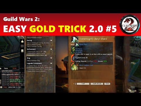 Guild Wars 2: Easy Gold Trick 2.0 #5