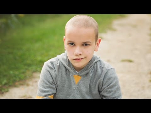 Benny's Childhood Cancer Story