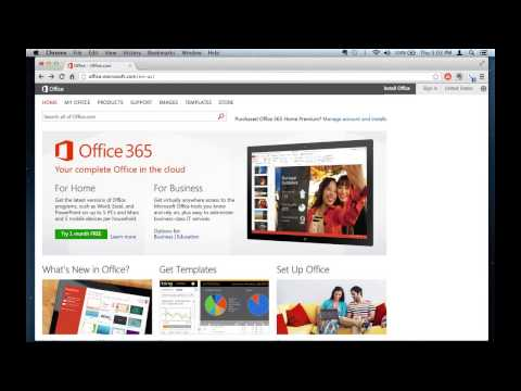 How to Download Microsoft Word, Excel & PowerPoint : Microsoft Office Tips