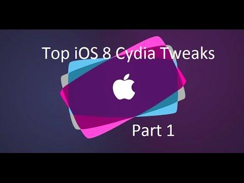 Top iOS 8 Cydia-Tweaks 2015 (Part 1) [Deutsch]