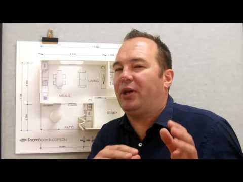 Foam Boards Architectural Model Building Course