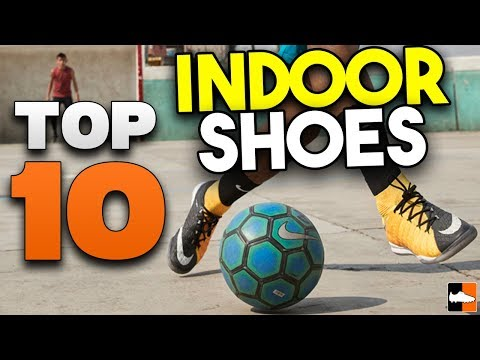 Top 10 Futsal Shoes! Best Indoor Football & Soccer Trainers