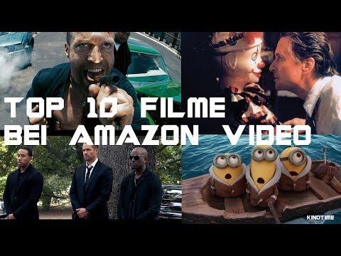 TOP 10 FILME AMAZON PRIME VIDEO - März 2017 | KinoTime
