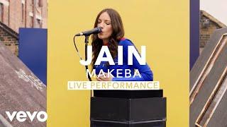 Jain - Makeba (Live) I Vevo X