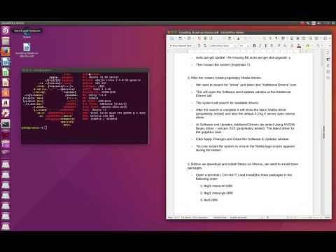 Ubuntu 16.04 Steam & Nvidia Drivers Installation