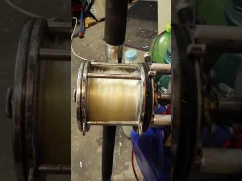 Penn 60 electric reel