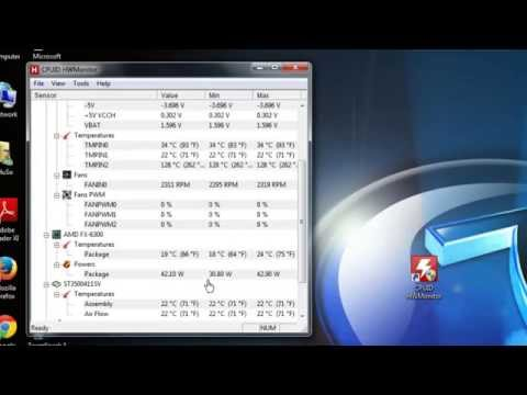 How To Check Your PC Temperature 2014