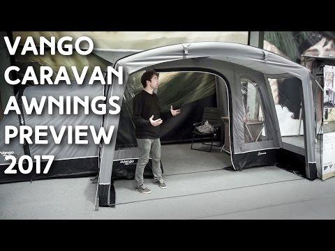 Vango Caravan Awnings Preview 2017