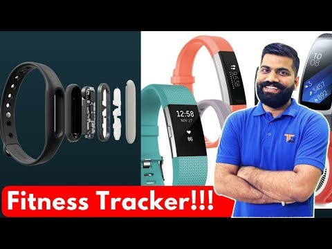 Fitness Trackers - Technology Inside - Making you Fit??