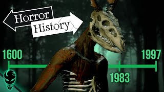 Download Pet Sematary: The History Of The Wendigo | Horror History Video