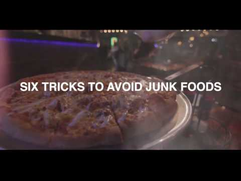 Six Tricks to Avoid Junk Foods || Health Tips || Healthy Flavours