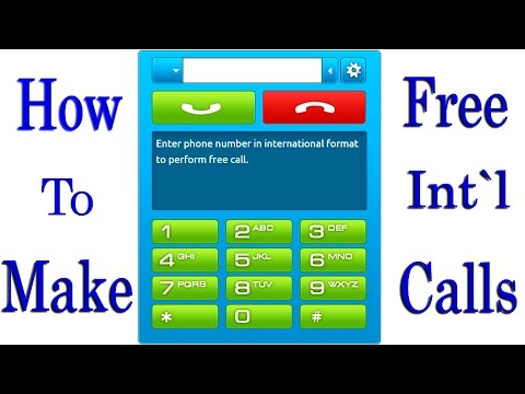 How to Make free International Calls (Easy Way)