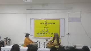 Vande Mataram Instrumental by Vishwa Mohan Bhatt at School of Planning and Architecture, Bhopal