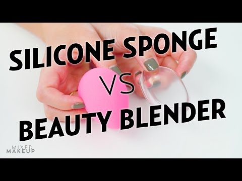 Silicone Sponge vs Beauty Blender: Which is Better? | Beauty with Susan Yara