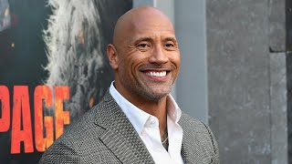 Dwayne Johnson Reveals His Emergency Plan if Baby Girl Is Born While He
