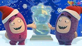 Download Чуддики   Ледяные статуи   Новогодние мультики для детей Video