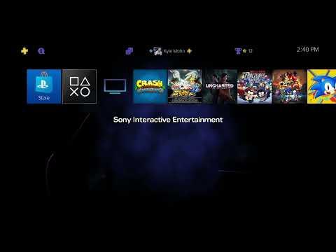 PS2 Dynamic Theme (PS4)
