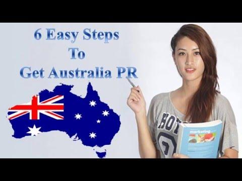 6 Easy Steps to Get Australia PR - Visas Avenue