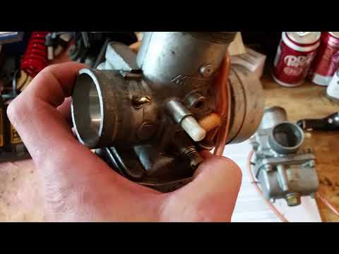 Cleaning Carbs MXZ 500