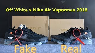 fashion good quality clearance sale nss unboxing the Nike Air Vapormax FK by Virgil Abloh Off ...