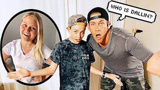 REPLACING MY HUSBAND WITH HIS LITTLE BROTHER! *CUTE*