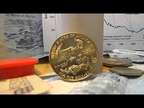 American Gold Eagle Bullion Coins Impure?