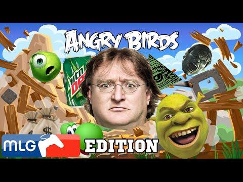 Angry Birds MLG Edition