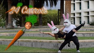 24 Carrots Magic - Bruno Mars // Dance Parody! (24K Magic)