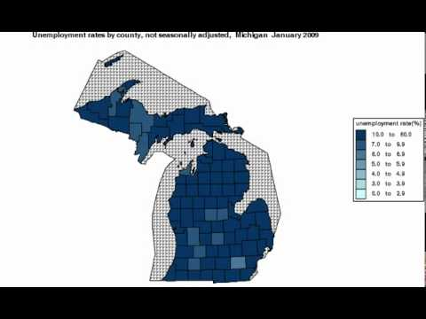 Michigan Unemployment Filing Statistics